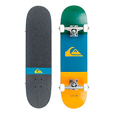 Скейтборд в сборе QUIKSILVER Division Multi 7.25 (17.8 см)