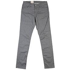 Штаны узкие женские Carhartt WIP Rivera Gray