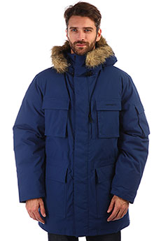 Пуховик Carhartt WIP Berling Blue