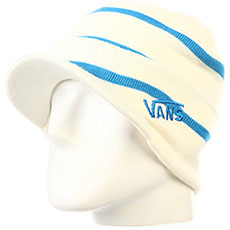 Шапка Vans Williams Cap New White/Vibrant Blue