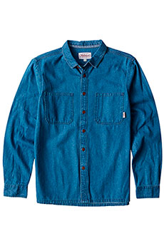 Рубашка Billabong 97 Workwear Denim Indigo