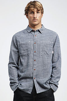Рубашка Billabong 97 Workwear Indigo