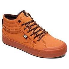 Кеды высокие DC Shoes Evan Hi Wheat/Dk Chocolate