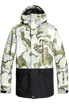 Сноубордическая куртка Mission Quiksilver