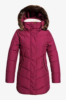 Куртка зимняя детская Roxy Elsie Grape Wine