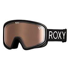 Маска для сноуборда женская Roxy Feenity True Black13