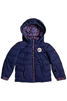 Куртка утепленная детская Roxy Anna Medieval Blue
