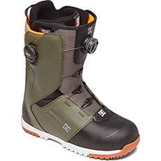 Ботинки для сноуборда DC Shoes Control Boax Olive Camo