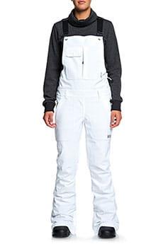 Женские DC SHOES сноубордические штаны с подтяжками Collective