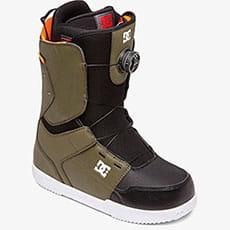 Ботинки для сноуборда DC Shoes Scout Ovn Olive Night