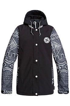 Куртка утепленная женская DC Shoes Dcla Black