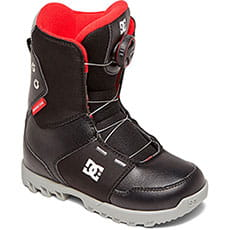 Ботинки для сноуборда детские DC Shoes Scout Black