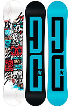 Сноуборд DC Shoes Ply Mini Multi