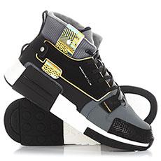 Кроссовки зимние ANTA Повседневная Обувь Серый/Черный/Белый-8807-7