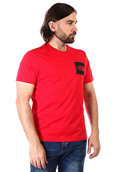 Футболка The North Face Fine Red