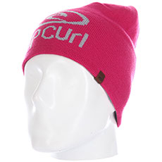 Шапка носок Rip Curl Brash Jr Beanie Lilac Rose