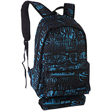 Рюкзак городской Rip Curl Dbl Dome Pro Cover Up + pc Blue