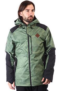 Куртка Rip Curl  сноубордическая М SEARCH JKT 9134 LODEN GREEN