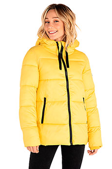 Куртка зимняя женская Rip Curl Anti Series Insulated Coast Misted Yellow