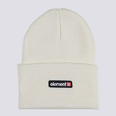 Шапка носок Element Primo Dusk Beanie Off White