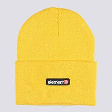 Шапка носок Element Primo Dusk Beanie Bright Yellow