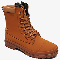 Ботинки зимние женские DC Shoes Amnesti Wnt Wheat/Black