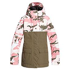 Женская DC SHOES сноубордическая куртка Cruiser