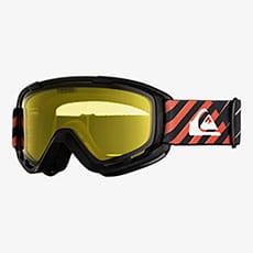Маска для сноуборда QUIKSILVER Sherpa Bw Poinciana Gradientli