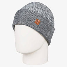 Шапка QUIKSILVER Cedar Beanie Black Heather