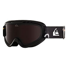 Маска для сноуборда QUIKSILVER Flake Goggle Black Snow Party