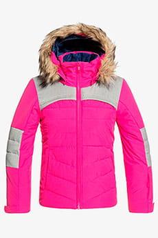 Детская сноубордическая куртка Bamba Roxy