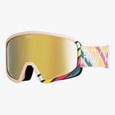 Маска ROXY для сноуборда женская Roxy Feenity 2in1 North