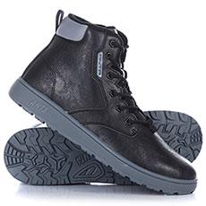 Ботинки зимние ANTA Обувь Для Активного Отдыха Черный/Белый