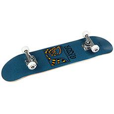 Скейтборд в сборе QUIKSILVER Spirit Blue 32 x 8 (20.3 см)