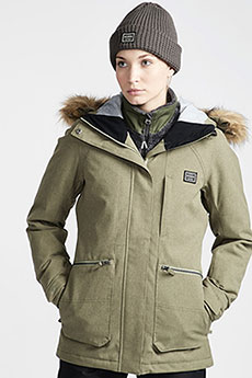 Куртка утепленная женская  Into The Forest