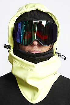 Балаклава Billabong Hunter Hood Citrus