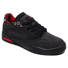 Кроссовки DC Shoes Maswell Wnt Black/Red