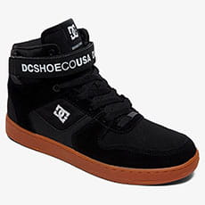 Кеды высокие DC Shoes Pensford Black/Gum