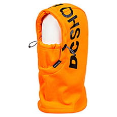 Балаклава DC Shoes Hoodaclava Shocking Orange