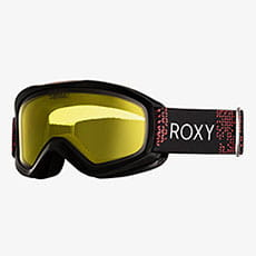 Маска для сноуборда женская Roxy Day Dream Bad True Black4