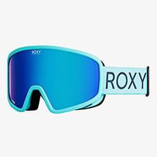 Маска для сноуборда женская Roxy Feenity Aqua