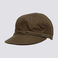 Бейсболка классическая Element N. Cabourn Bandy Military Green