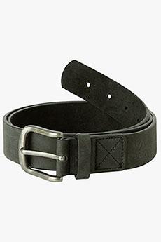 Ремень RVCA Truce Leather Belt Black