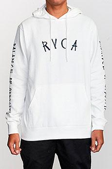 Толстовка кенгуру RVCA Anp Pack Hoodie Antique White