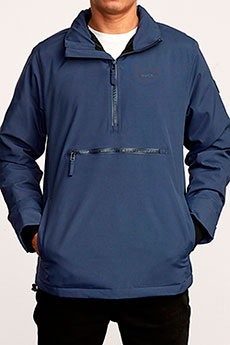 Анорак RVCA Accomplice Anorak Moody Blue