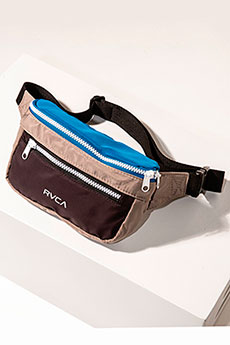 Сумка поясная RVCA Cant Stop Bum Bag Multi