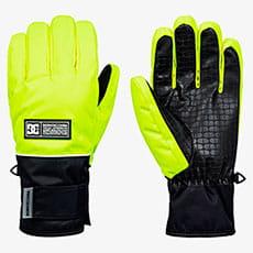 Перчатки сноубордические DC Shoes Franchise Glove Safety Yellow