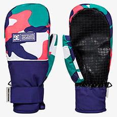 Женские сноубордические варежки Franchise DC Shoes