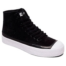 Кеды высокие DC Shoes T-funk Hi Txse Black/Black/White