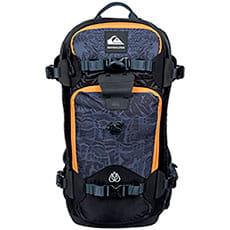 Рюкзак спортивный QUIKSILVER Tr Platinum Bp Black